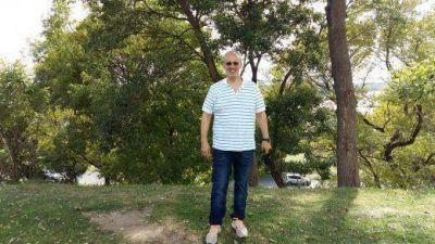 """Pablo Soskin: """"AMIA no es la comunidad judía argentina, es la comunidad judía de Buenos Aires"""""""