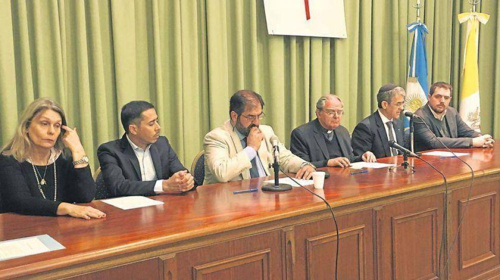 La doctrina de 'mano dura' genera un nuevo roce de la Iglesia con el oficialismo