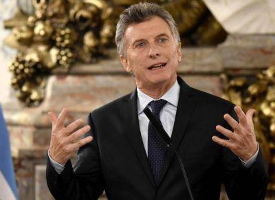 Apuesta Macri a capitalizar su ligera recuperación y profundiza la estrategia de polarización