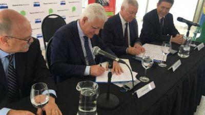 Acuerdo internacional con la Unión del Agua de Francia