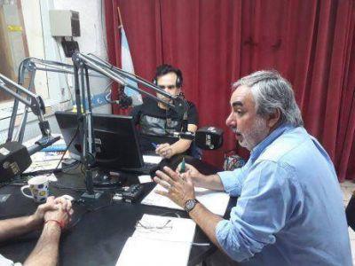 """Fernández y los residuos patogénicos: """"vamos a resolver el tema como corresponde, de acuerdo a la Ley"""""""