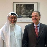 Schiaretti va a Kuwait y a Viena a reflotar créditos para acueductos y para cloacas