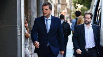 Sergio Massa, ante el desafío de construir una mayoría opositora
