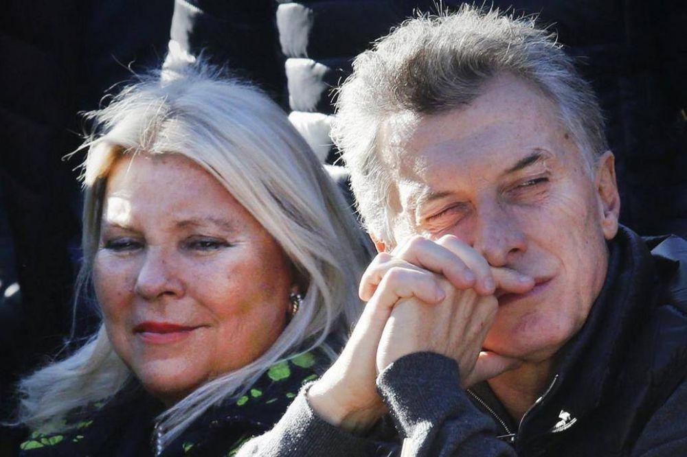 El difícil arte de reconciliar a Macri con Carrió, un desafío clave para Cambiemos