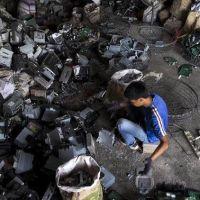 Guiyu, el basurero chino que acumula los desechos electrónicos del mundo