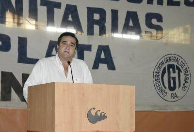 """Bernal:""""Estamos buscando la unificación de la CGT para tratar de estar mejor"""""""