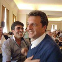 Con López, el Frente Renovador y Massa se reúne en San Martín