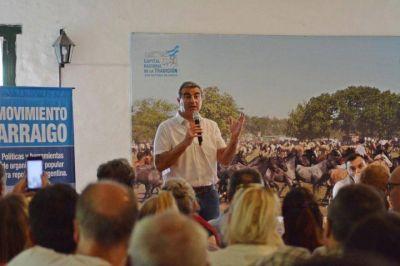 Paco Durañona impulsa su candidatura a gobernador con eje en el interior