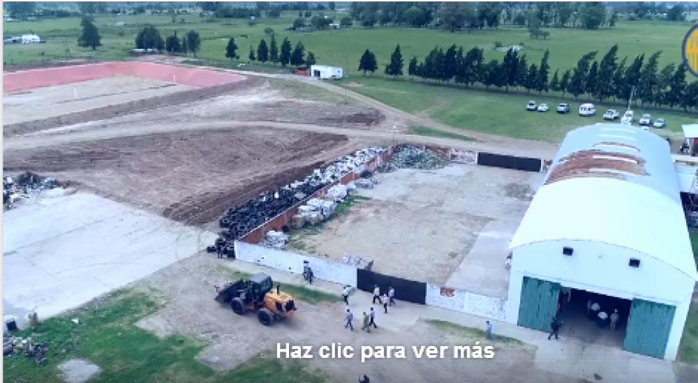 Activaron plan integral para erradicar los residuos de los espacios públicos de Curuzú