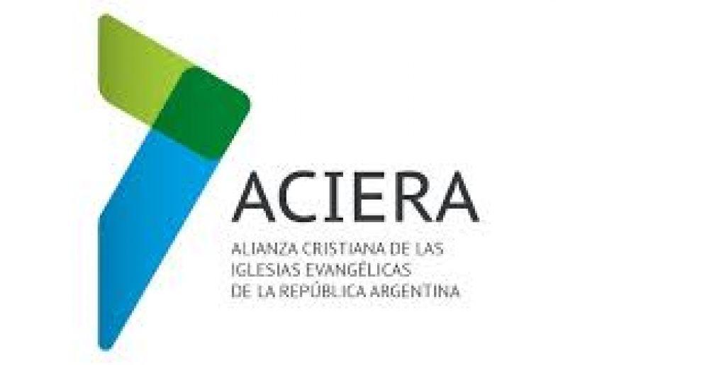 Respaldo de ACIERA a Asociación de Pastores de Entre Rìos que piden derogaciòn del protocolo de aborto