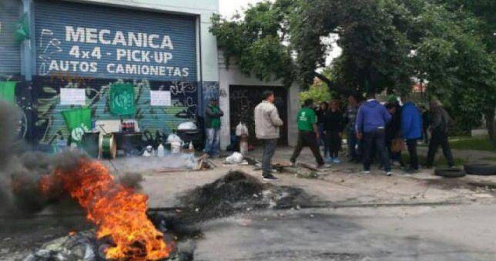 Destrucción incesante: cerró metalúrgica de Lomas de Zamora y despidió 30 personas