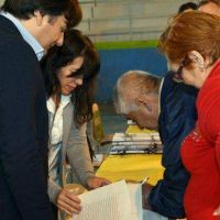 Kubar firmó 152 escrituras