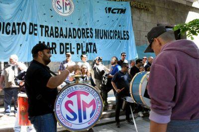 """Tras rechazar una oferta """"supersuperadora"""" los municipales anuncian retención de tareas"""