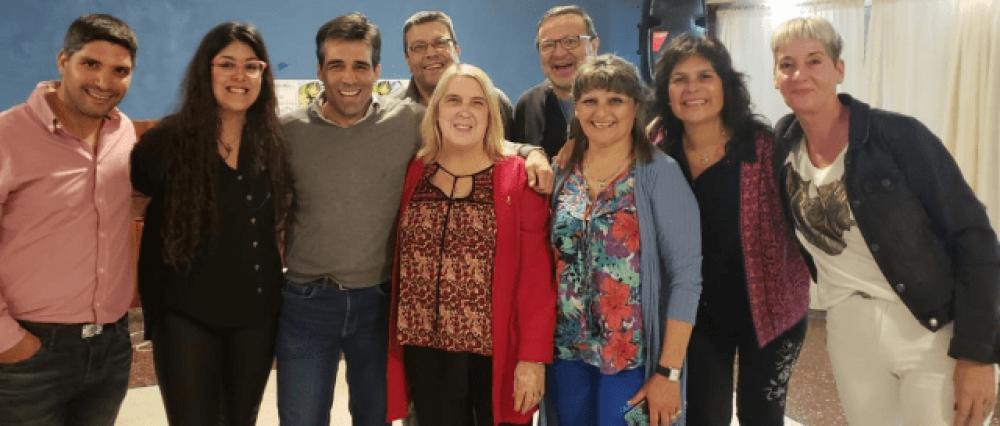 A instancias de la juventud, el oficialismo municipal de Necochea se reunió en una cena