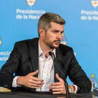 Marcos Peña toma el control de la obra pública