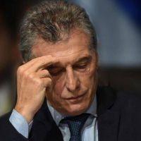 Los peores números de los tres años de Mauricio Macri al frente del Gobierno nacional