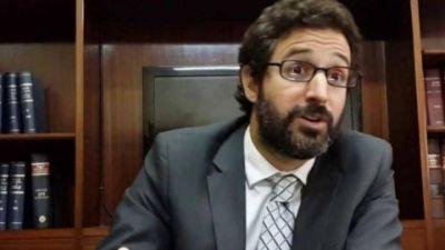 """Sabbatella: """"Tagliaferro es el que implementa todo el negociado de este gobierno en Morón"""""""