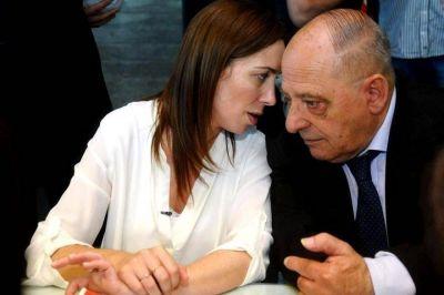"""Municipios de Cambiemos se distancian de Vidal y apoyan la """"Doctrina Chocobar"""" de Bullrich"""