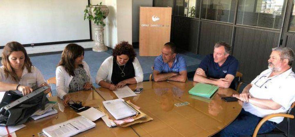 OSSE avanza con la licitación para ejecutar la obra cloacal en Faro Norte