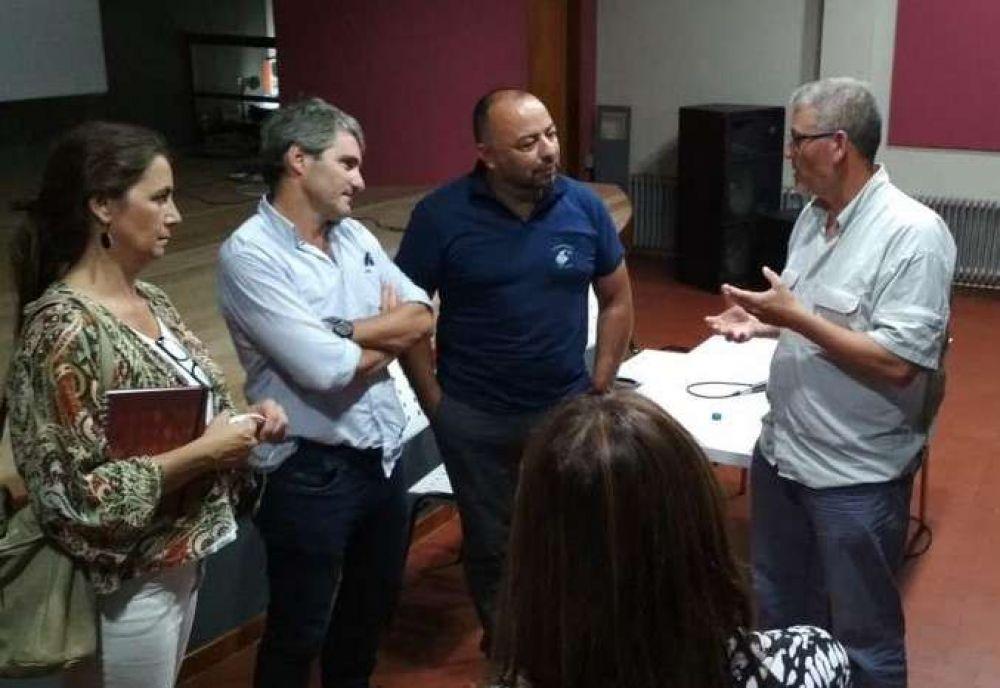 Gonzalo Diez y Lalo Creus construyen una Red de Acción Social