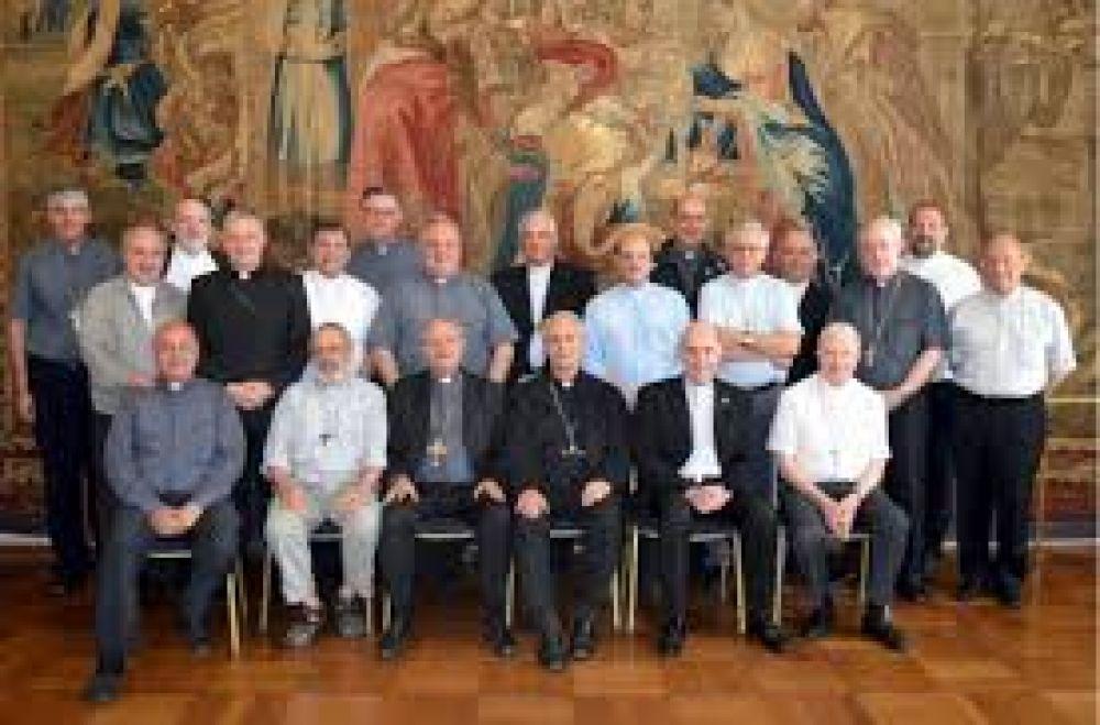 Los obispos hicieron un llamado para