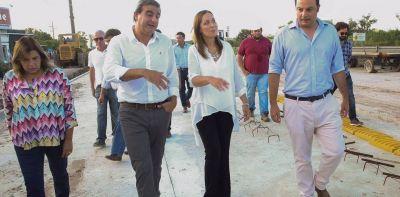 Un intendente K le contestó a María Eugenia Vidal y criticó sus tres años de gestión