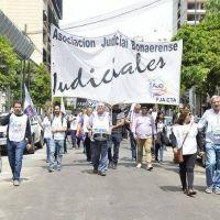 Nuevo rechazo salarial de Judiciales Bonaerenses: paro y movilización este miércoles
