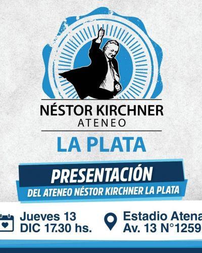 El peronismo kirchnerista lanza a su candidata en La Plata