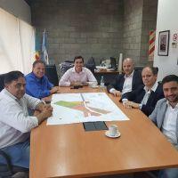 APDFA consensuó con Tizado en los puertos de la provincia