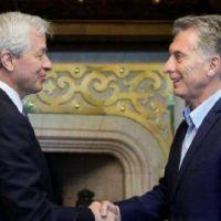 """Sincericidio de Macri ante la banca internacional: """"Destrozamos el salario"""""""