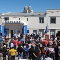 Continúa creciendo el predio de viviendas de SUTIAGA, UOM y Petroqúimicos