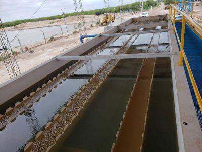 La comunidad de Los Telares ya cuenta con agua potable de red