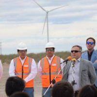 """""""Chubut es un faro para la generación eólica"""", afirmó el CEO de Genneia"""