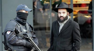 Los judíos se sienten cada vez más acosados, denuncia la UE