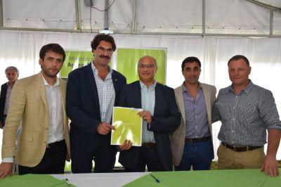 Agroquímicos: Balcarce adhirió a convenio para su aplicación
