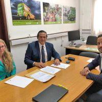 El Municipio firmó convenio para la implementación del SAME en Dolores