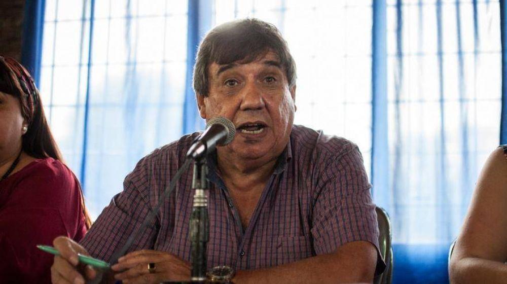 """El """"Cholo"""" García se mostró sorprendido por los allanamientos en el Municipio"""