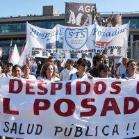 Alerta que a fin de año volverían los despidos masivos en el hospital Posadas