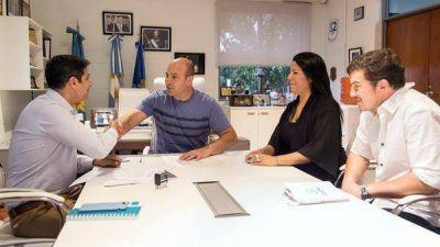 Molina firmó un convenio con PAMI