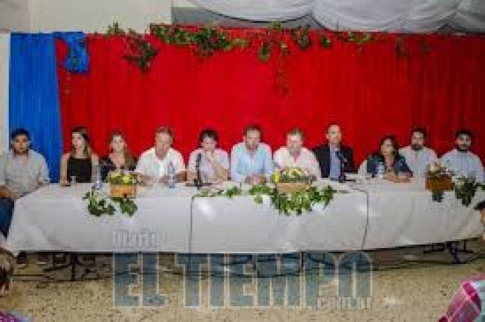 Se presentó la coalición local de espacios políticos con intenciones de ser gobierno municipal en 2019