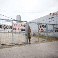 Trabajadores de una fábrica de fideos tomaron la empresa: les deben los sueldos desde agosto