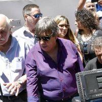 """García: """"No puede seguir manejando la comuna un caprichoso que no es del distrito"""""""