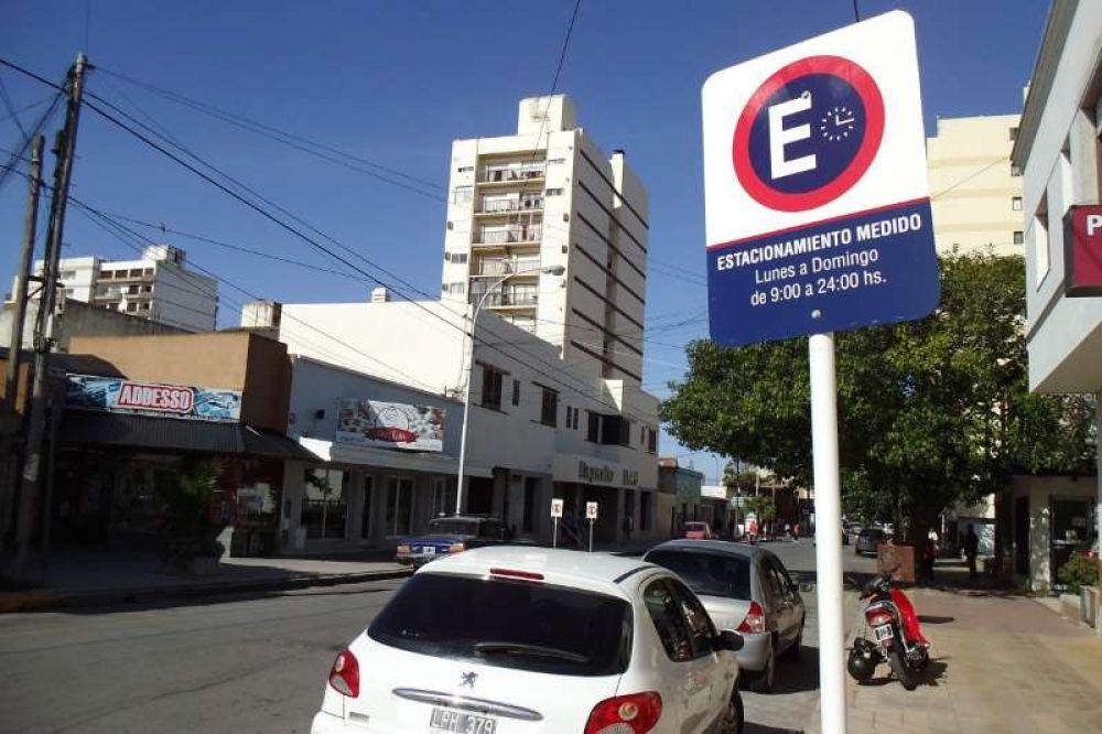 A partir del sábado entrará en vigencia el estacionamiento medido en la Villa