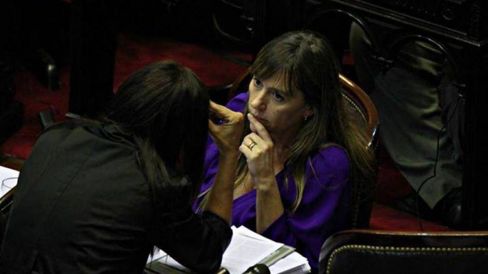 Di Tullio será directora del Bapro y se confirma el acuerdo del kirchnerismo por el presupuesto de Vidal