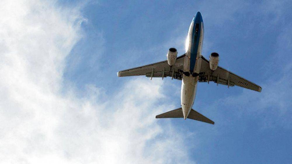 Los aviones van a volar