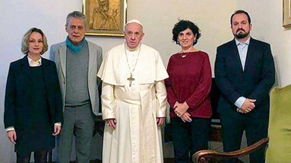 El Papa y el lawfare
