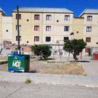 El Municipio instala contenedores de residuos domiciliarios en otros sectores de la ciudad