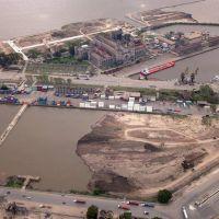 Con obras por US$1910 millones, buscan modernizar el puerto de Buenos Aires