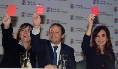 El dedo de Cristina en la negociación provincial generó algunos roces entre los propios