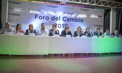El foro de candidatos vidalistas cierra el año en el territorio de Massa